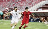 Tuyển Việt Nam từng bất phân thắng bại với Jordan ở vòng loại