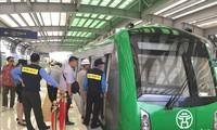 Dự án metro Cát Linh - Hà Đông với 8 lần lỡ hẹn và chưa được nghiệm thu tổng thể Ảnh: Anh Trọng