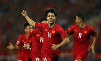 Cuộc đối đầu giữa Công Phượng và Songkrasin tại King's Cup thu hút sự chú ý của người hâm mộ. Ảnh: PV