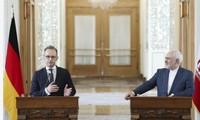 Ngoại trưởng Đức và Iran trong cuộc họp báo chung hôm 10/6