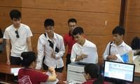 Sinh viên nhập học ảnh: Nghiêm Huê