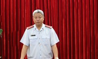 Chánh Thanh tra Bộ Nội vụ Nguyễn Mạnh Khương