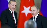 Nga - Thổ Nhĩ Kỳ bàn số phận người Kurd