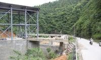 Chủ đầu tư Dự án Thủy điện Mường Kim II tự ý đào hầm xuyên qua quốc lộ, vi phạm hành lang an toàn giao thông