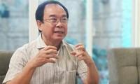 Cựu Phó Chủ tịch TPHCM Nguyễn Thành Tài.