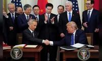 Mỹ-Trung thông qua thỏa thuận thương mại giai đoạn 1, nhưng chông gai còn nhiều ở phía trước ảnh: Reuters