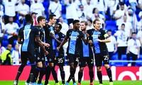 Giải vô địch quốc gia Bỉ hủy phần còn lại của mùa giải