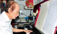 Nhạc sĩ Nguyễn Văn Nam Ảnh: Báo SGGP