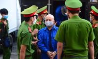 Bị cáo Đinh Ngọc Hệ Ảnh: Tân Châu