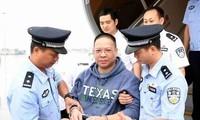 Hứa Siêu Phàm bị dẫn giải từ Mỹ về Trung Quốc ngày 11/7/2018