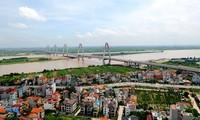 Hà Nội có bước tiến vượt bậc về quy hoạch nội đô lịch sử, quy hoạch phân khu đô thị sông Hồng Ảnh tư liệu