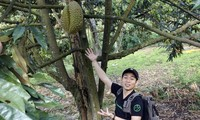 Phạm Ngọc Anh Tùng sáng lập FoodMap để kết nối nông dân với người tiêu dùng Ảnh: NVCC