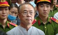 Ông Nguyễn Thành Tài nói làm theo phân công của ông Lê Hoàng Quân Ảnh: Tân Châu