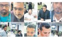Các công dân Ả rập Xê út bị cảnh sát Thổ Nhĩ Kỳ đưa vào danh sách những người tình nghi liên quan cái chết của nhà báo Jamal Khashoggi Ảnh: Getty Images