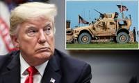 Quyết định rút quân khỏi Syria của ông Trump gây tranh cãi lớn ảnh: NYT