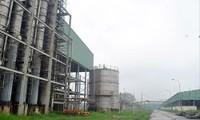 Dự án Ethanol Phú Thọ đắp chiếu ảnh: Minh Đức