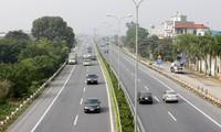 Cao tốc Pháp Vân - Cầu Giẽ ảnh: Như Ý