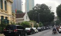 Kiểm toán Nhà nước chỉ rõ Thành phố Hà Nội vượt 57 xe công so với tiêu chuẩn, đến nay vẫn chưa sắp xếp xong. Ảnh minh họa: Tuấn Nguyễn
