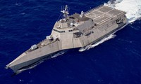 Tàu USS Gabrielle Giffords Ảnh: thedefensepost.com