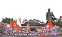 Màn sử thi tái hiện chiến thắng của vua Quang Trung tại trận Ngọc Hồi-Đống Đa Ảnh: Như Ý