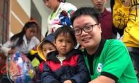 Võ Văn Đồng tích cực tham gia nhiều hoạt động thiện nguyện vì cộng đồngẢnh: NVCC
