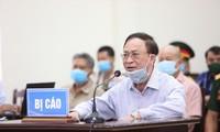 Bị cáo Nguyễn Văn Hiến thừa nhận thiếu kiểm tra, giám sát