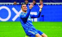 Ronaldo được kỳ vọng tỏa sáng giúp Juventus lội ngược dòng trước Lyon