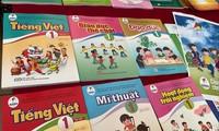 Danh mục sách lớp 1 Trường tiểu học Tây Sơn gửi phụ huynh