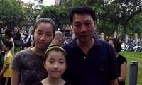 Từ Ninh và các con khi nhỏ (ảnh: NVCC)