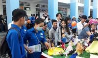 ĐVTN tham gia ngày hội