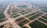 """Tại Dự án KĐT Kim Chung- Di Trạch, """"cò"""" đang thổi giá đất sau một thập kỷ dự án đắp chiếu"""