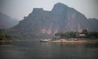 Sông Mekong đoạn chạy qua Luang Prabang, Lào