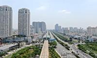 Hạ tầng của thành phố Thủ Đức hoàn chỉnh là một trong nhiều yếu tố khiến giá bất động sản tại đây tăng mạnh