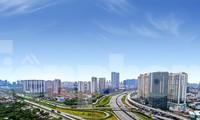 Giao lộ ngã ba Cát Lái thuộc thành phố Thủ Đức