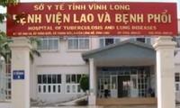 Bệnh nhân 1440 đang được cách ly, điều trị tại Bệnh viện Lao và bệnh phổi Vĩnh Long