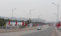 Dự án sản xuất máy tính bảng và máy tính xách tay của Tập đoàn Foxconn tại Khu công nghiệp Quang Châu (Bắc Giang)