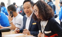 Ông Phạm Xuân Dương, Hiệu trưởng Trường Đại học Hàng hải, đăng ký hiến máu lần thứ 46