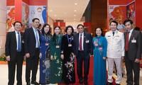 Các đại biểu tham dự Đại hội XIII của Đảng. Ảnh: Như Ý