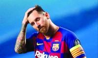 Messi tiếp tục bị kéo vào rắc rối