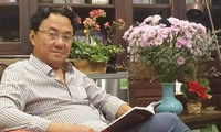 Chân dung Hồng Thanh Quang, do ông tự chụp