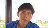 Anh Bùi Minh Lý Ảnh: Tân Châu