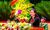 Bà Lê Thị Thu Hồng được bầu làm Phó Bí thư Tỉnh ủy tại Đại hội Đảng bộ tỉnh Bắc Giang khóa XIX (từ ngày 13/10 – 15/10/2020)