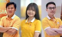 Gương mặt trẻ Việt Nam tiêu biểu: Tự hào tiếp bước cha anh