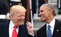 """Ông Trump và ông Obama liên tục tìm cách """"đá vào lưới"""" nhau (Vox)"""