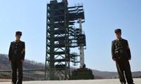 Bãi phóng tên lửa Sohae, ảnh chụp ở thời điểm chưa xác định. Ảnh: BBC