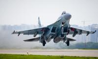 Tiêm kích Su-35 ảnh: Moscow Times