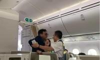 Vụ khách thương gia sàm sỡ cô gái: Cấm bay 3-12 tháng?
