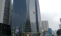 Tòa nhà Văn phòng HUD Tower, số 37 Lê Văn Lương, phường Nhân Chính, quận thanh Xuân (diện tích 6.500 m2). Ảnh: Như Ý.