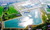 Toàn cảnh nhà máy nước mặt sông Đuống