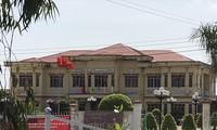 Trụ sở UBND xã Định Thành A, huyện Đông Hải, tỉnh Bạc Liêu